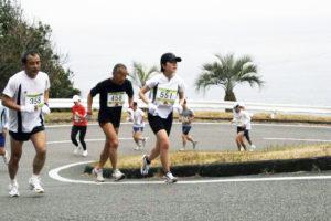 特徴1 ハーフマラソンは日本一きつい!?